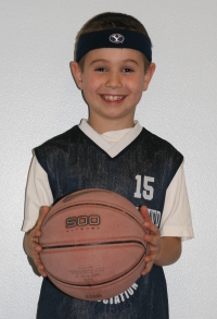 Jacob Basketball
