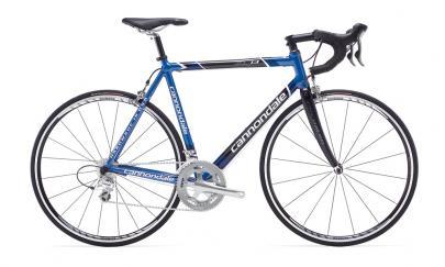 Seth's New Bike
