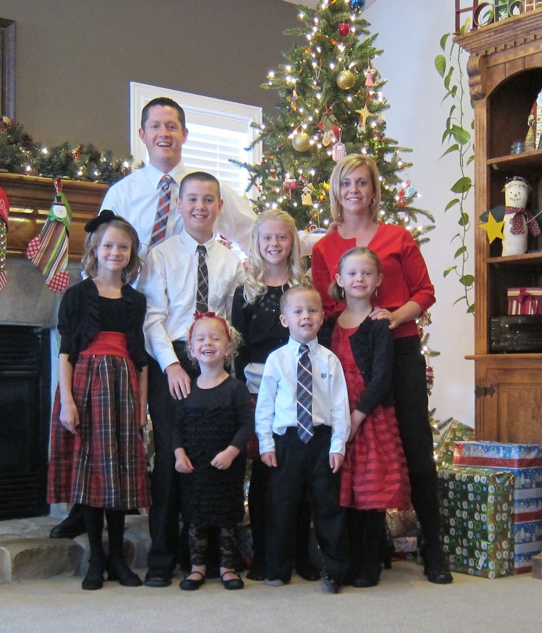 Merry Christmas 2012 – Mighty Johnsons